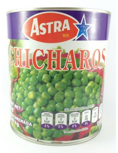 CHICHARO ASTRA 3 KG