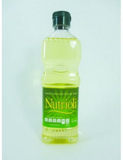 ACEITE DE OLIVA OLI NUTRIOLI 500 ML EXTRAVIRGEN