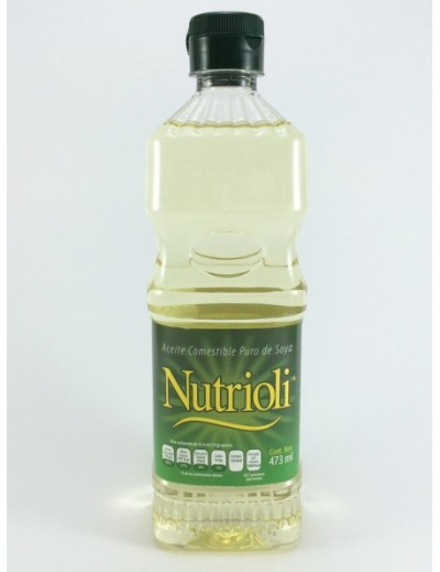 ACEITE NUTRIOLI 473 ML