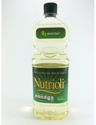 ACEITE NUTRIOLI 946 ML