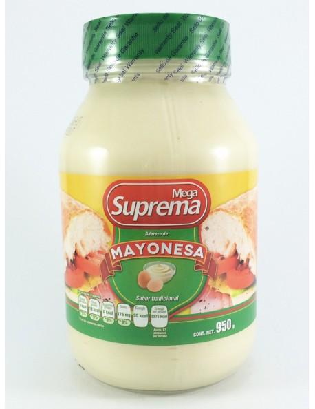 ADEREZO MAYONESA MEGA 1 KG
