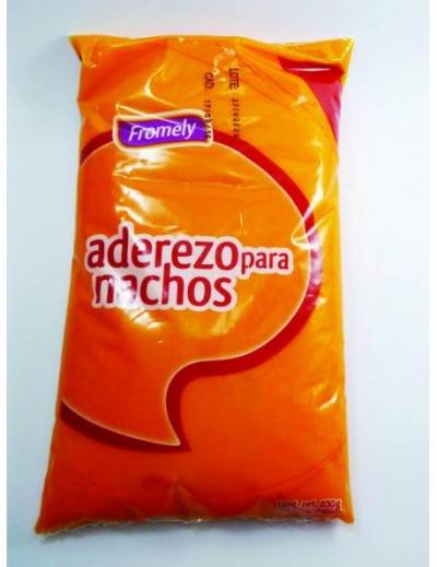 ADEREZO P/NACHOS FROMELY 850GR