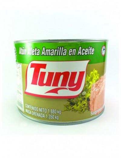 ATUN TUNY ACEITE 1.88