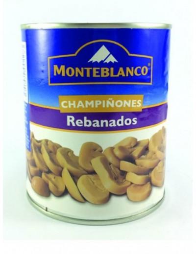 CHAMPIÑON REB Y TROZO  MONTEBLANCO 800G