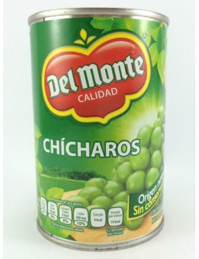 CHICHARO DEL MONTE 410GR