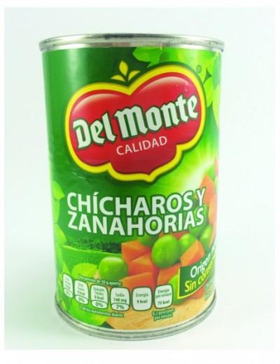 CHICHARO Y ZANAHORIA DEL MONTE 410GR