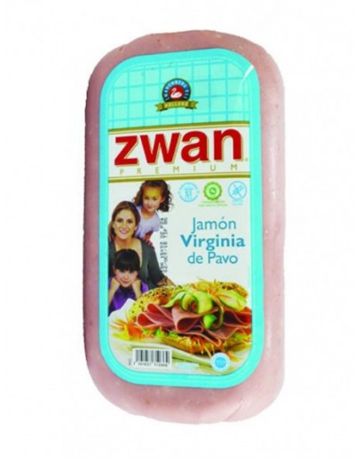 JAMON VIRGINIA PAVO ZWAN