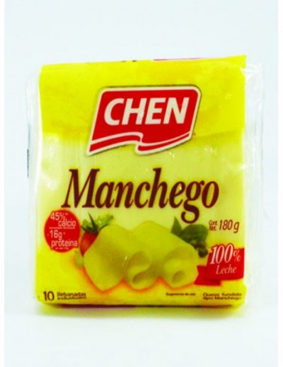 MANCHEGO CAPERUCITA 200 GMS