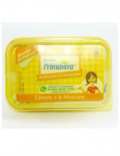 MARGARINA PRIMAVERA CHANTILLY 200 GR