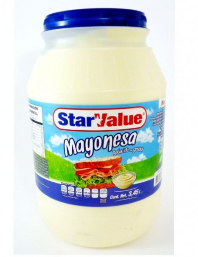 MAYONESA  STAR VALUE GALON