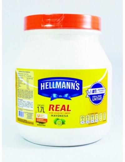 MAYONESA HELLMANS 1.7