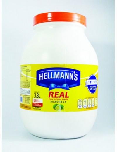 MAYONESA HELLMANS 390 GR