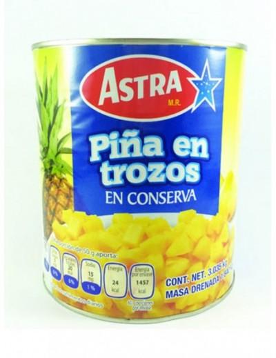 PIÑA ASTRA/PRATERIA TROZO 3KG