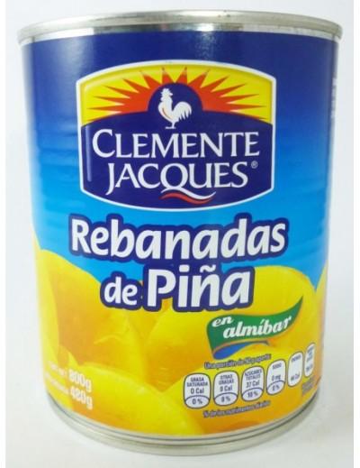 PIÑA REBANADA CLEMENTE/ COSTEÑA 800GR