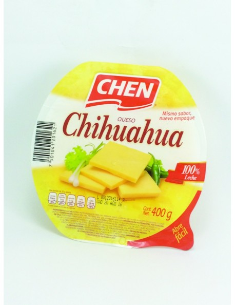 QUESO CHIHUAHUA CHEN 400 GR