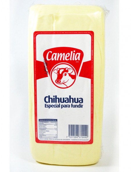 QUESO CHIHUAHUA P/FUNDIR CAMELIA