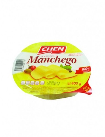 QUESO MANCHEGO CHEN 400 GR
