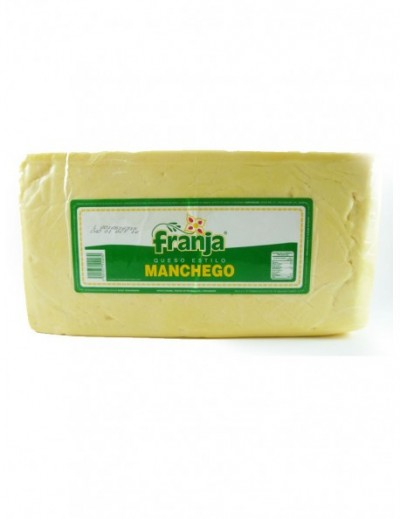 QUESO MANCHEGO FRANJA GRANEL