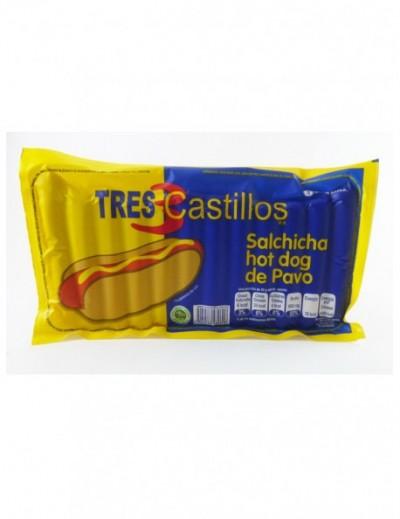 SALCHICHA TRES CASTILLOS GRANEL