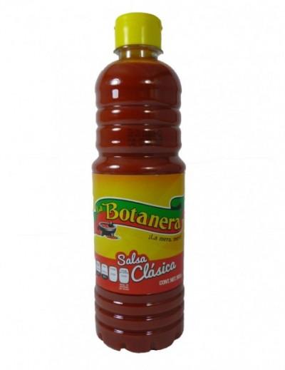 SALSA BOTANERA 500 GR