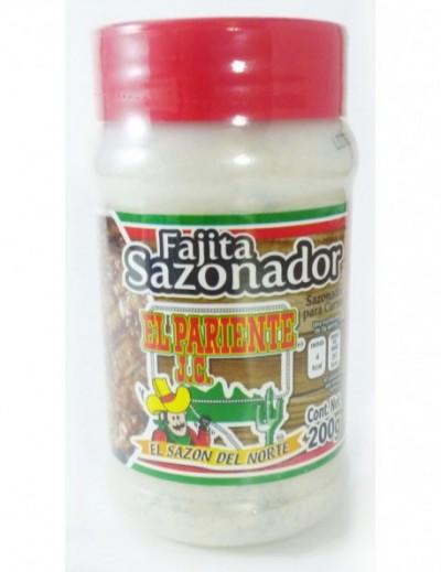SAZON FAJITA EL PARIENTE 200 GR