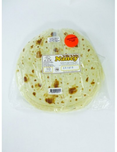 TORTILLA PIRATA NANCY C/10