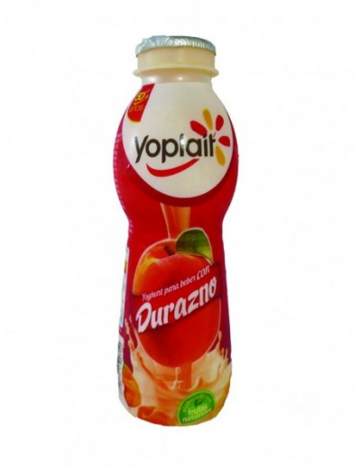 YOGURT BEBER DURAZNO YOPLAIT 242 ML