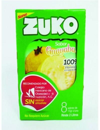 ZUKO GUAYABA 30GR