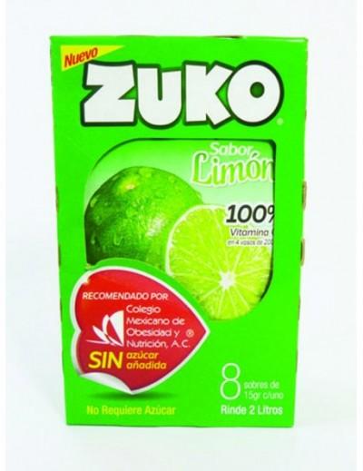 ZUKO LIMON 25G