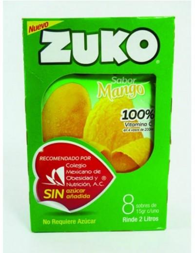 ZUKO MANGO 30GR