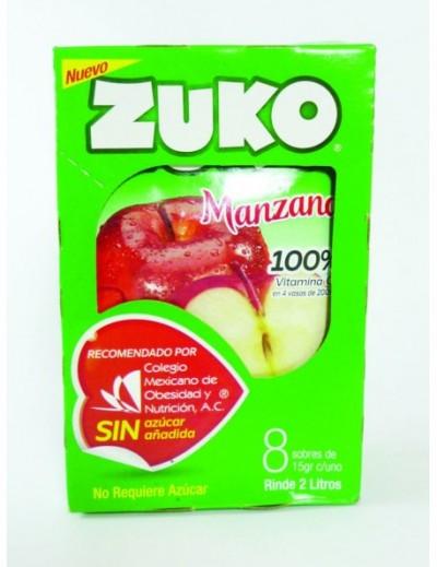 ZUKO MANZANA 30GR