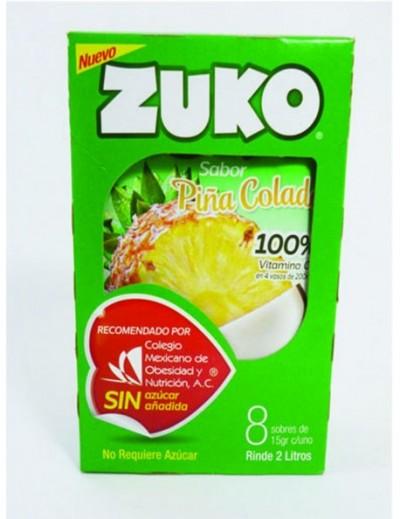 ZUKO PIÑA COLADA 30GR