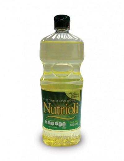 ACEITE NUTRIOLI 850ML