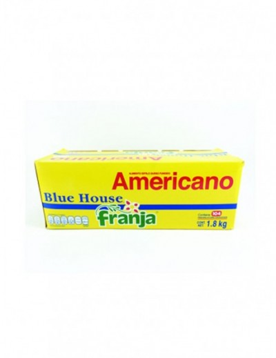 AMARILLO BLUE HOUSE 138 GR